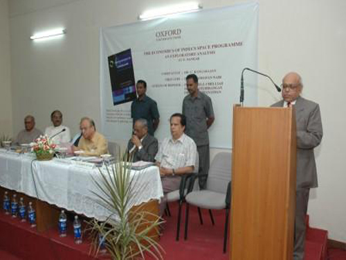 indias space programme The indian space research organisation will complete its first manned space mission on schedule as the programme was finalised a few years ago, k vijay raghavan, principal scientific advisor to.