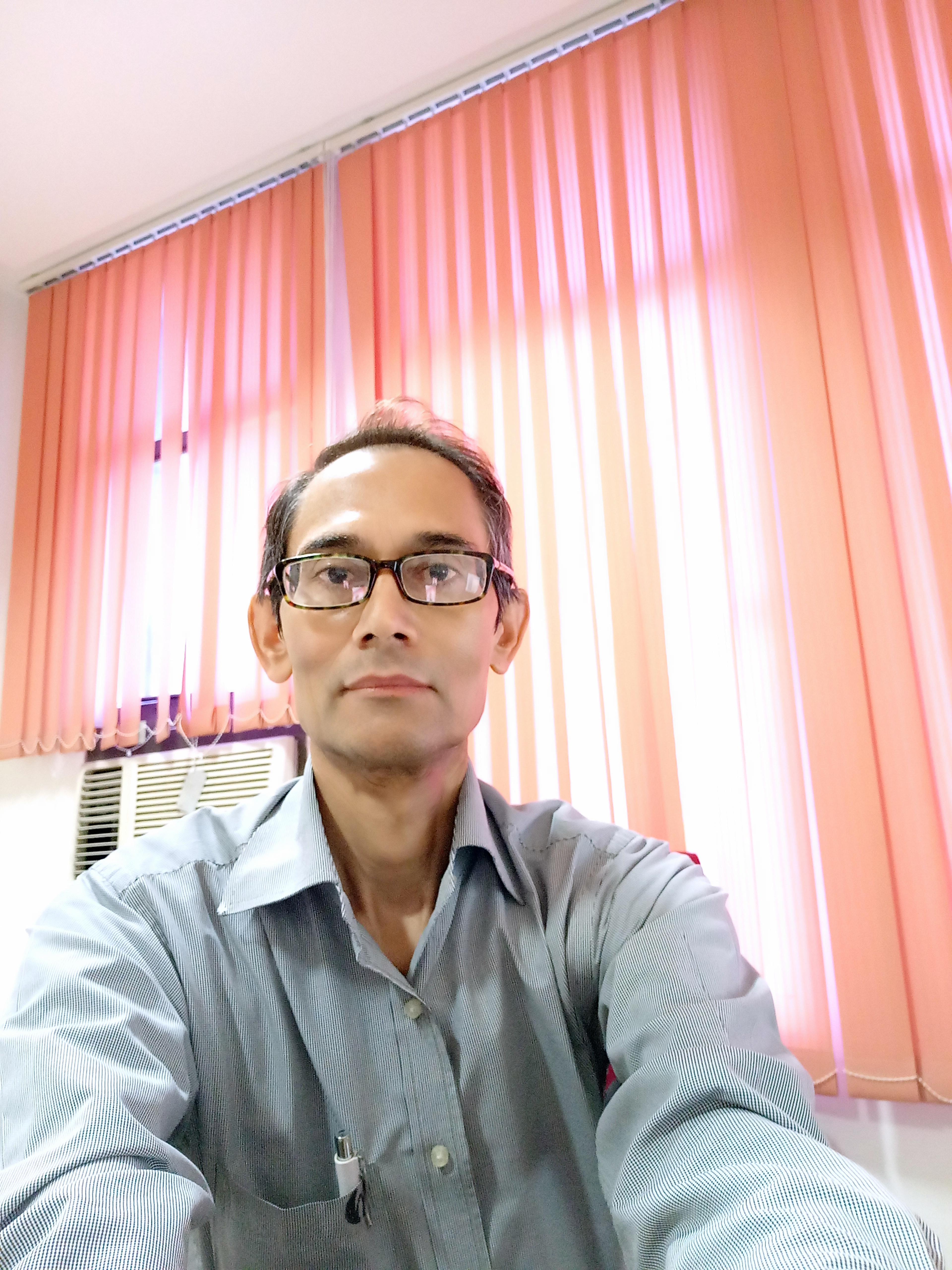 Dr. Brijesh C. Purohit