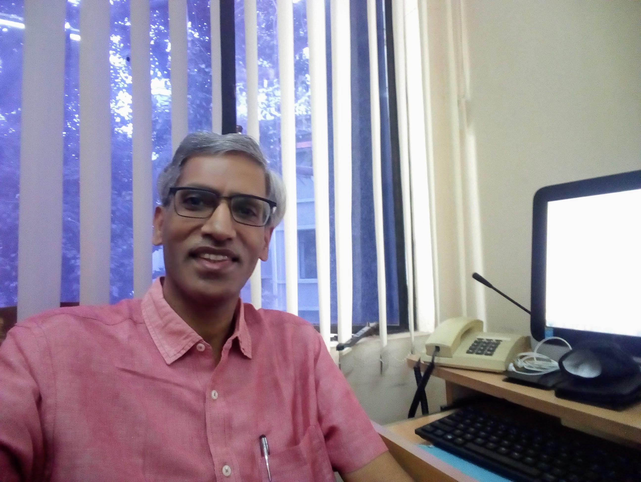 Dr. K. S. Kavi Kumar